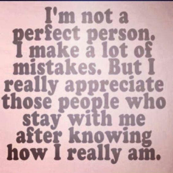 Perfect me .. Nooooooo