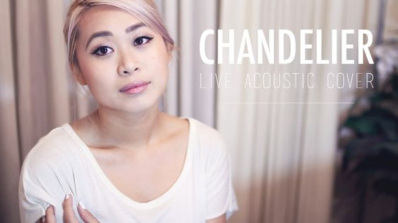 Appealing Sia Chandelier Cover Acoustic Images - Chandelier ...