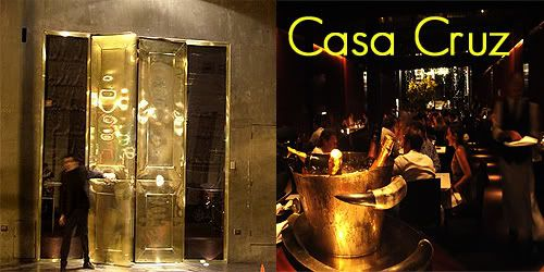 Casa Cruz Buenos Aires   É um dos mais badalados e chiques restaurantes de Buenos Aires…Fica ...