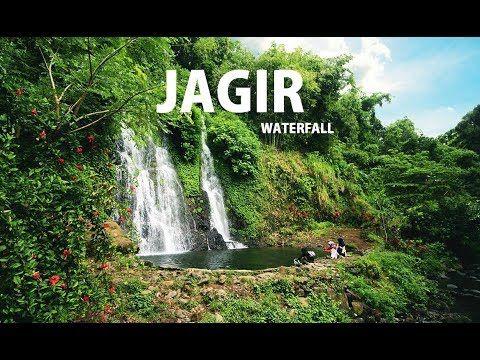 Air Terjun Jagir Taman Nasional Air Terjun Pemandangan