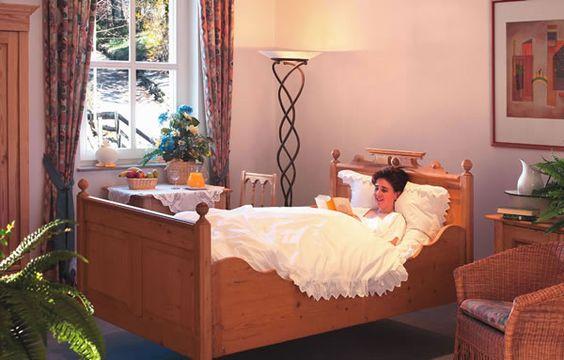 Genießen Sie einen erholsamen Wellnessurlaub in einem gemütlichen Hotelzimmer im Moorland am Senkelteich in Vlotho.