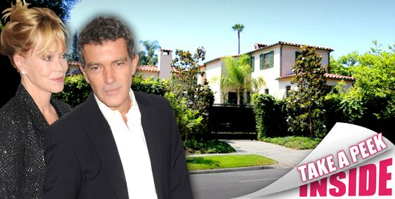 Antonio & Melanie's $65M Split: What's At Stake In Banderas & Griffith's Divorce