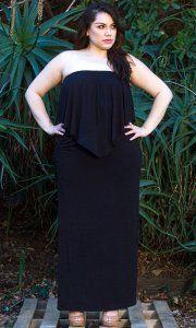 PRE ORDER: Annabelle Multi Wear Dress - Black