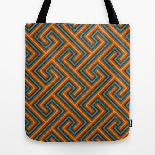 ARUAK Tote Bag by Wagner Campelo | Society6