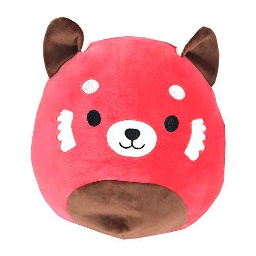 Squishmallow 8 Inch Red Panda Raccoon Stuffed Plush Toy S Https Www Amazon Com Dp B07nqp3cb3 Ref Cm Sw R Pi Dp U X G8xhcb4swqg Red Panda Plush Toy Raccoon