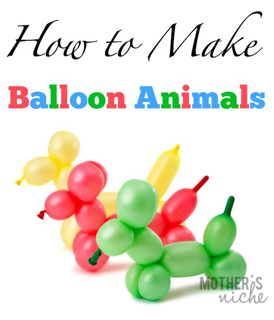A great skill to know for birthday parties, celebrations and more!
