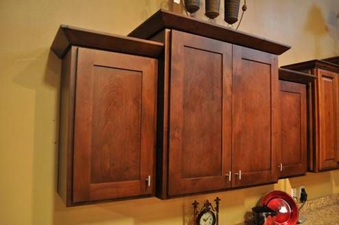 Shaker style the o 39 jays and style on pinterest for Alder shaker kitchen cabinets