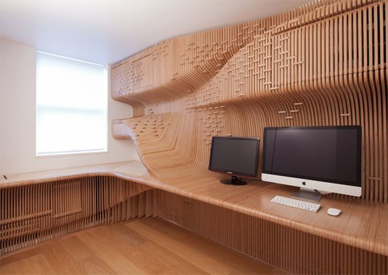 """Chelsea Workspace"", Londres (2012) - Synthesis Design + Architecture"