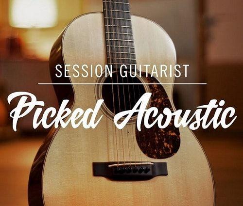 Ni Session Guitarist Picked Acoustic Kontakt Library Guitarist Acoustic Acoustic Guitar