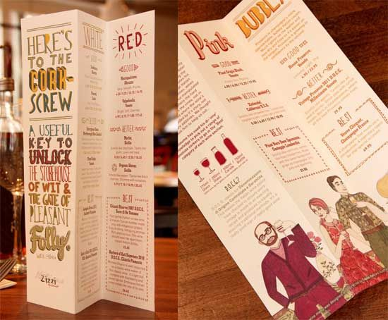 typography creative and restaurant on pinterest
