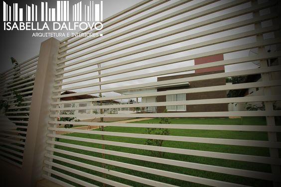 Residência Colsenti em Quedas do Iguaçu, projeto Isabella Dalfovo