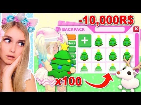 Opening 100 Christmas Eggs In Adopt Me Roblox Youtube In 2020 Roblox Adoption Daily Video