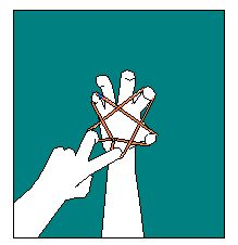 How to Make a Rubberband Star