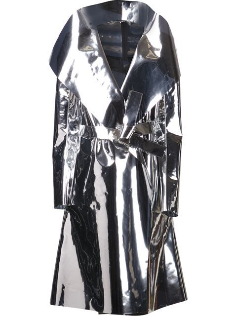 Shop Gareth Pugh wrap trench coat in Anastasia Boutique from the world's best independent boutiques at farfetch.com. Over 1000 designers from 60 boutiques in one website.