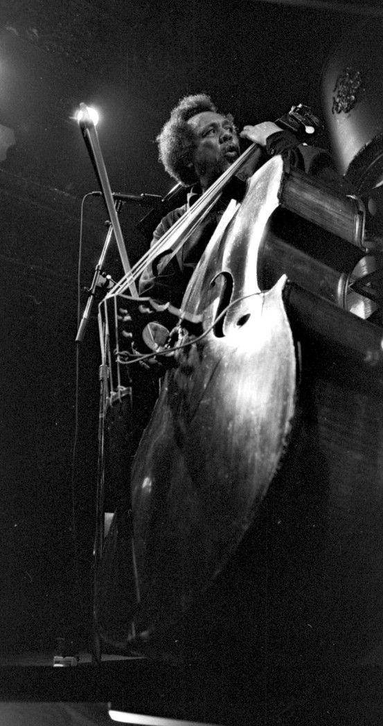 Charles Mingus (1922 - 1979). American jazz double bassist.