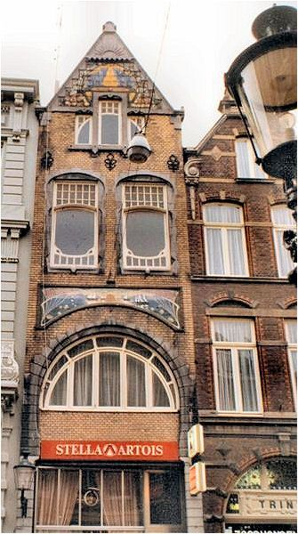 architect Frans Dupont, Roermond, The Netherlands