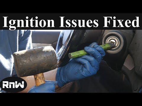 How To Unlock Steering Wheel >> How To Replace Or Fix An Ignition Lock Cylinder To Unlock