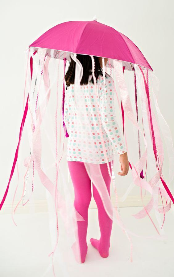 hello, Wonderful - EASY DIY JELLYFISH HALLOWEEN COSTUME FOR KIDS
