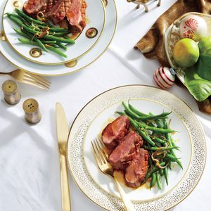Duck à l'Orange | MyRecipes.com Duck breast is best when cooked to ...