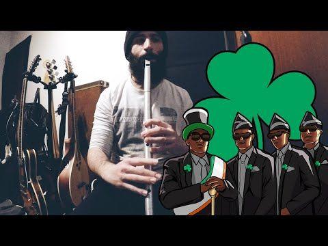 Irish Coffin Dance Meme Song Astronomia Irish Style Cover Youtube