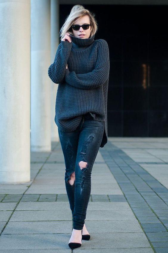 casal | jeans | heels