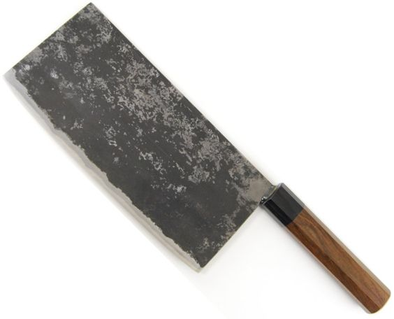 takeda hamono classic chinese cleaver large 230mm by shosui takeda japanese knives. Black Bedroom Furniture Sets. Home Design Ideas