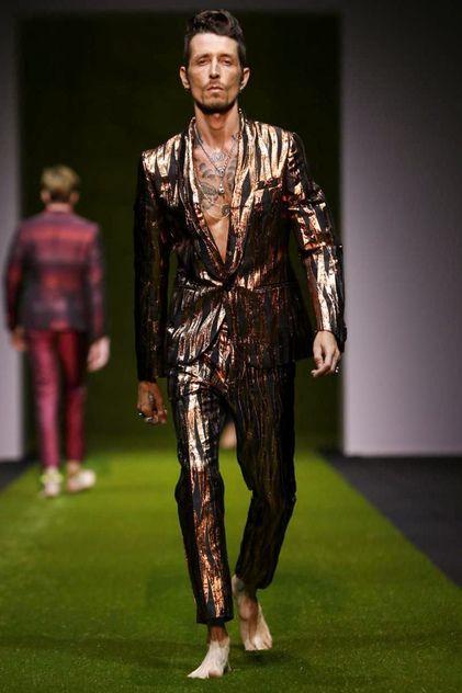 Christian Pellizzari Menswear, SS 2015 Milan