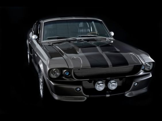 1967 Mustang Fastback    Gone in 60 Seconds Eleanor