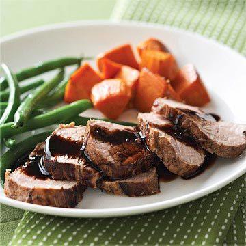 Diabetic recipe for pork roast