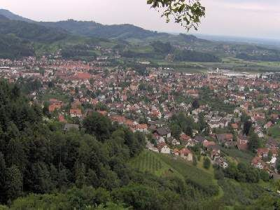 OBERKIRCH GÎTE - SELF CATERING rentals Germany – IHA.com