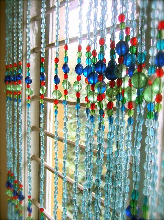 BOHO Gypsy Hippie Garland Banner Curtain Backdrop Room Divider ...