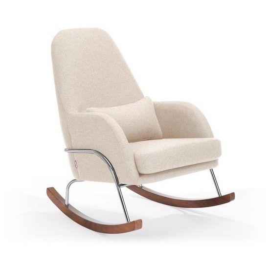 Pin By Safiracasa On Baby In 2020 Modern Rocker Rocking Chair Modern Rocking Chair