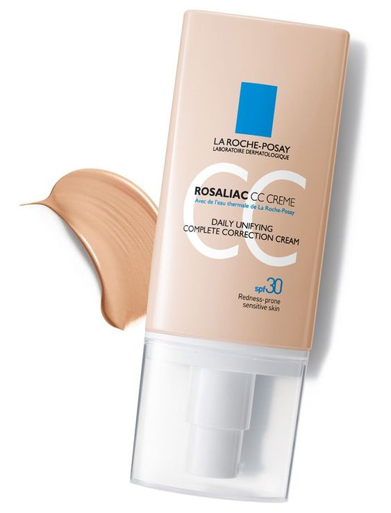 Got Rosacea? Look For La Roche Posay Rosaliac CC Cream in February #RetinolSerum