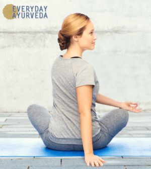 Beat the Heat with Cooling Yoga Poses - Ayurveda Everyday Ayurveda