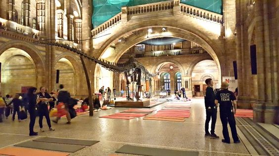 Dino Snores at the Natural History Museum #kidslondon #museums #dinosnores
