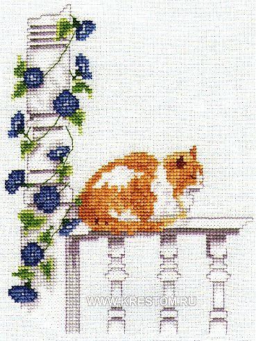 Gallery.ru / Фото #33 - кошки 3 - koreianka