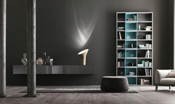 Schön Jesse   Mobili Arredamento Design   Sistemi Giorno   Open Sistema Giorno |  Decor | Pinterest | Wall Candy, Walls And Spaces