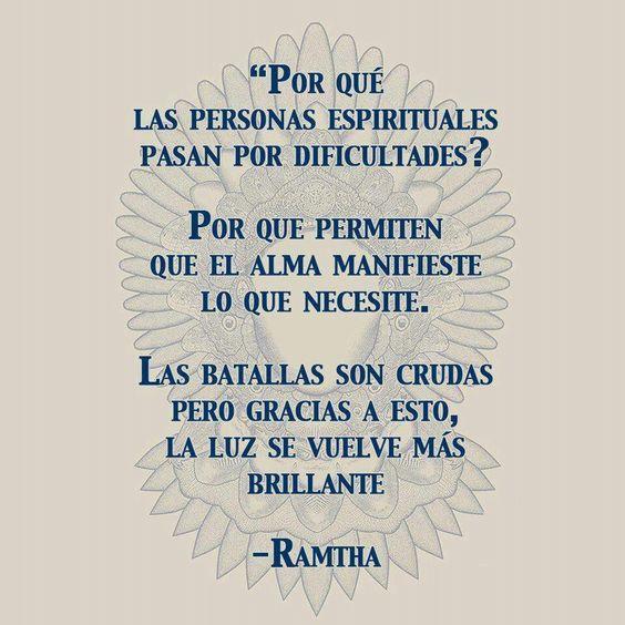 Trabajo del Alma... Ramtha.