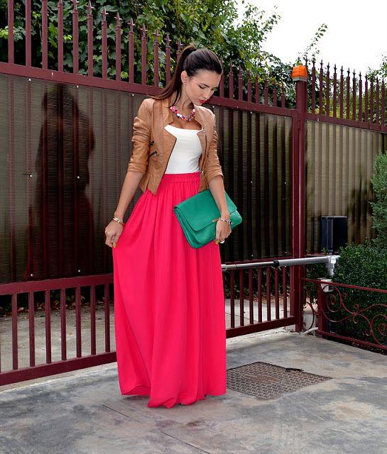 Dressy Maxi Skirts