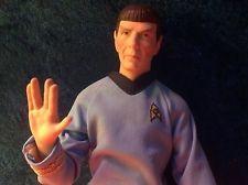 Rare Star Trek Mr Spock Porcelain Doll Figure 14 inch Hamilton Ernst TOS