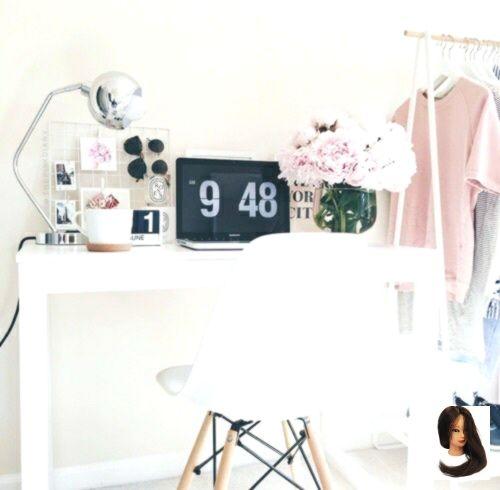 Home Decor Design Decor Design Home Notitle Pink Desk Accessories Pink Room Decor Diy Girls Bedroom