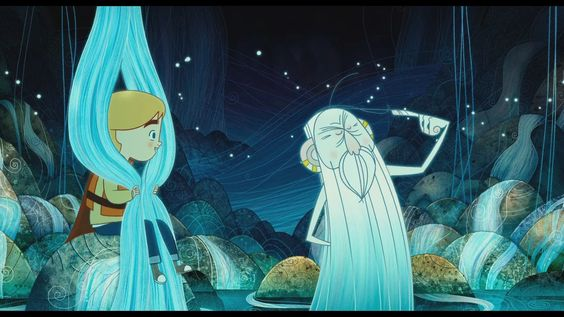 Here are some shots I did for Song of the Sea. (feels like ages ago)