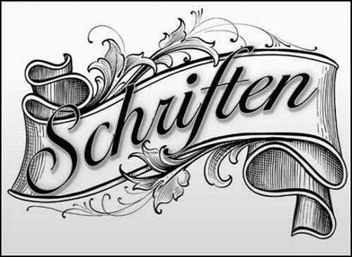 20 Tattoo Font Styles | Best Tattoo Ideas | T-shirts | Pinterest ...