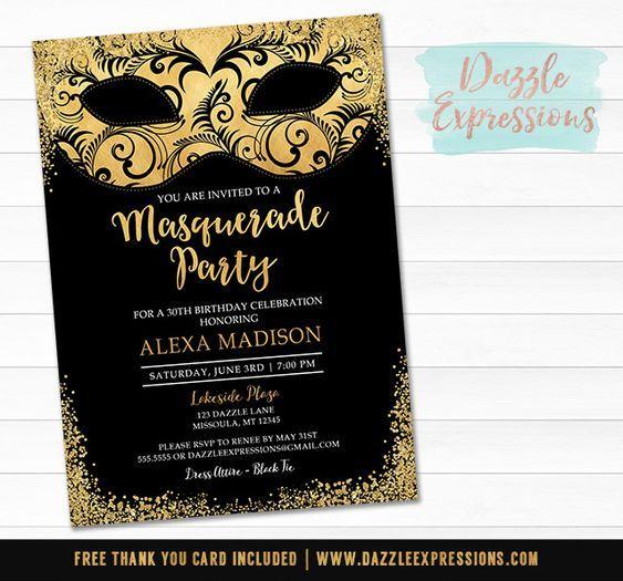Black And Gold Feather Mask Masquerade Party Invitation Zazzle Com In 2021 Masquerade Invitations Masquerade Party Invitations Masquerade Party Decorations