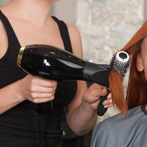 1Day Basic Blowdry Course Basic Blowdry Course for beginners and trainees. It is also a great addon course for makeup artist to add to their skill. - The Hair and Beauty Company #thbcireland