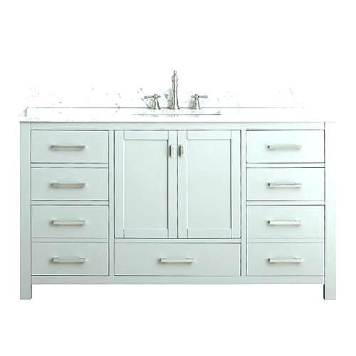 Bathroom Vanity Inch Base Double Sink Top With 54 With Images