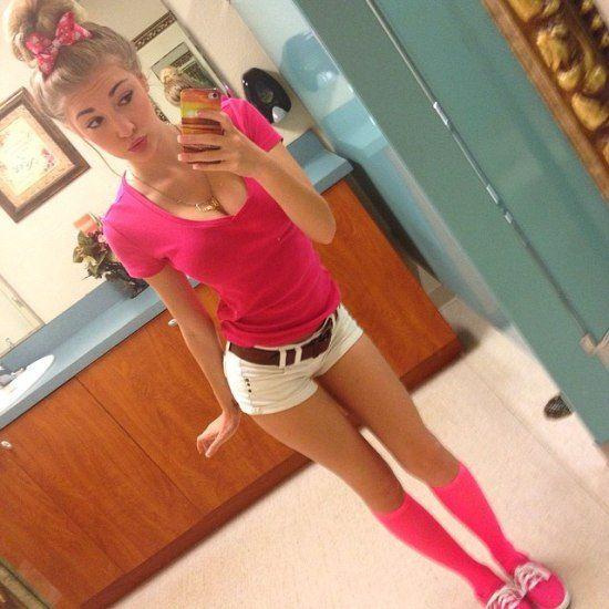 legal teen selfies