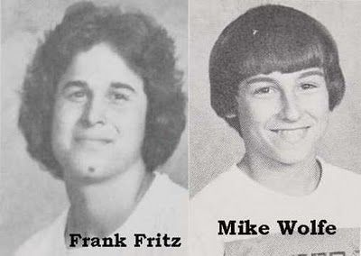 Go Retro!  American Pickers in High School