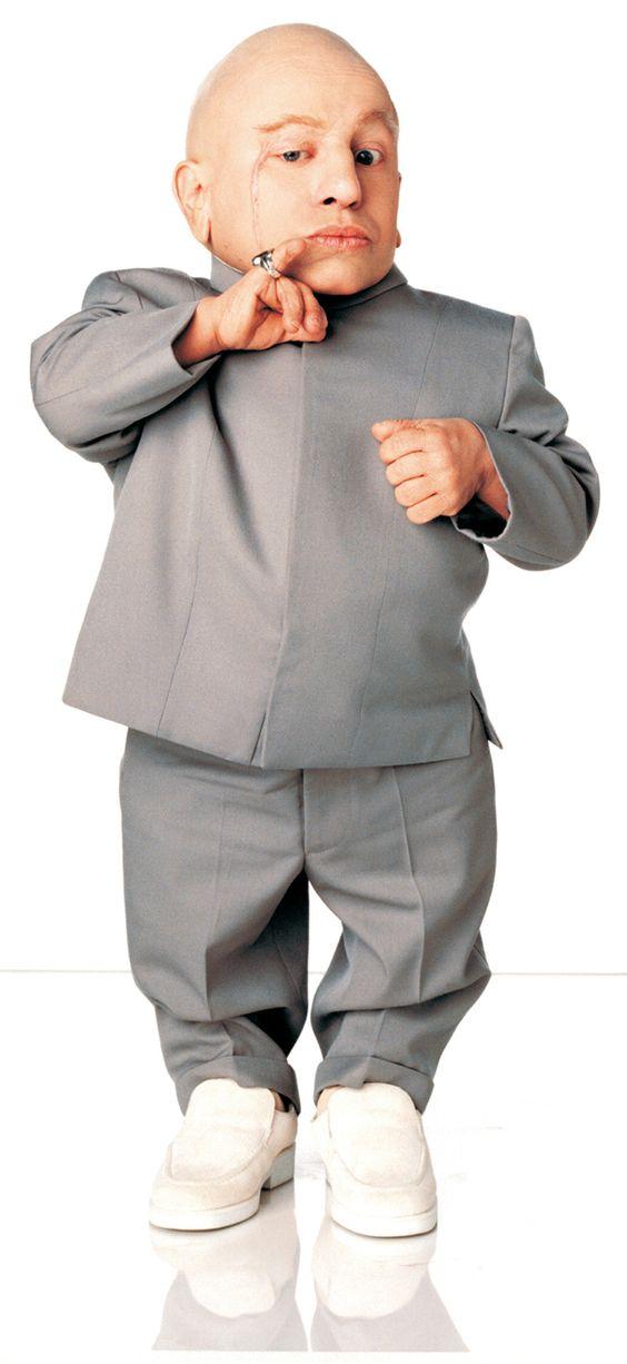 Austin Powers - Mini Me Life-Size Cardboard Stand-Up