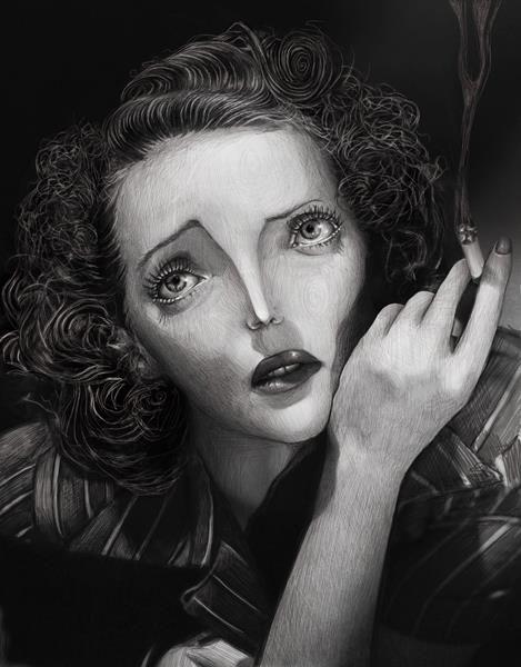 Bette Davis | Antonio Lorente: